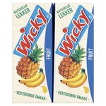 Wicky Fruitdrink 10-pack.