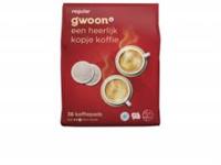 Gwoon Koffiepads Regular