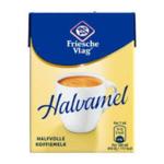 Halvamel koffiemelk