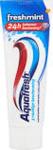 Tandpasta Freshmint Aquafresh